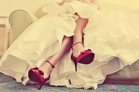 婚姻鞋如同一双鞋
