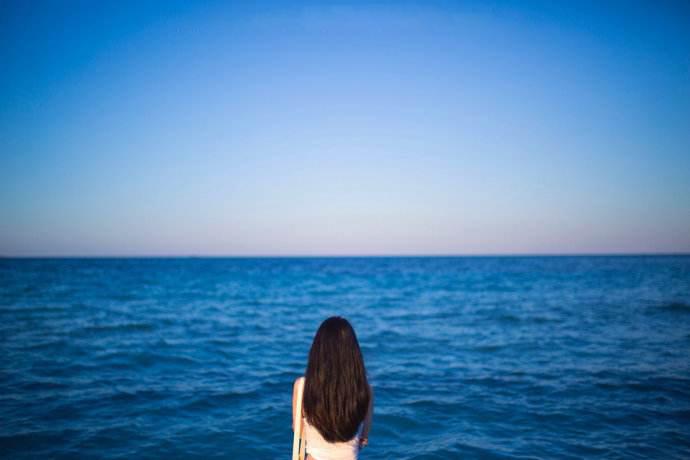 我们是大海——面对负性感受时